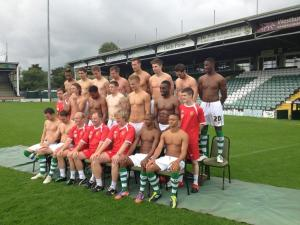 Topless yeovil