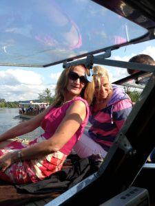 Boat Sarah
