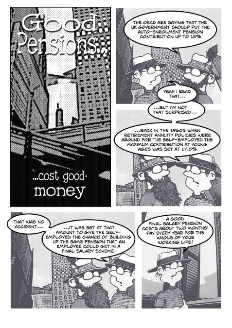 good pensions