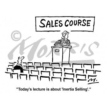inertia selling