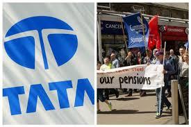 Tata pensions