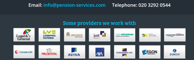 pension services 2