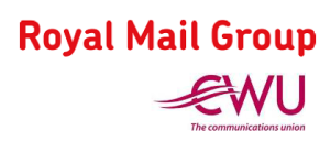 Royal Mail cwu