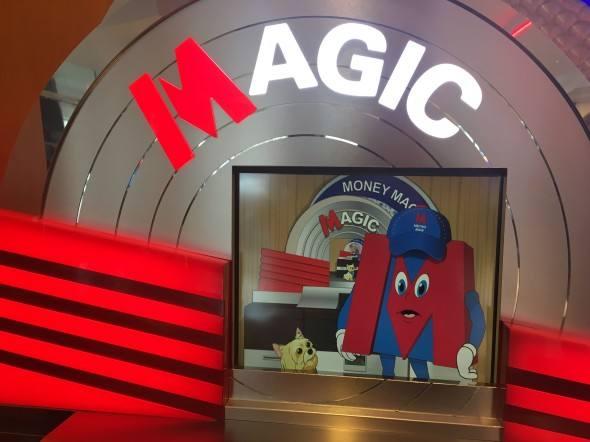 metro bank magic